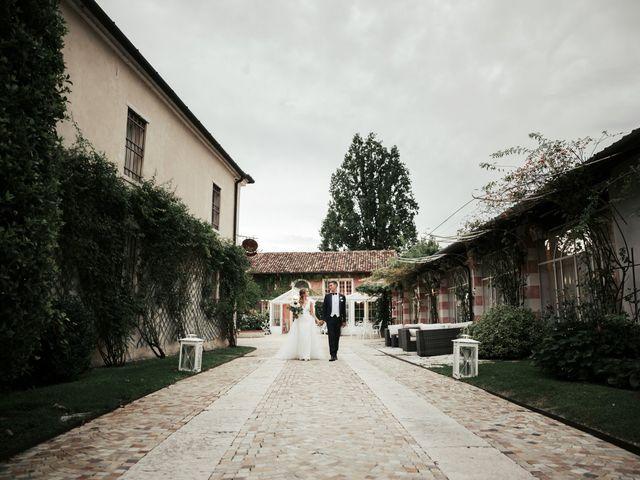 Il matrimonio di Lorenzo e Pamela a Gorgo al Monticano, Treviso 38