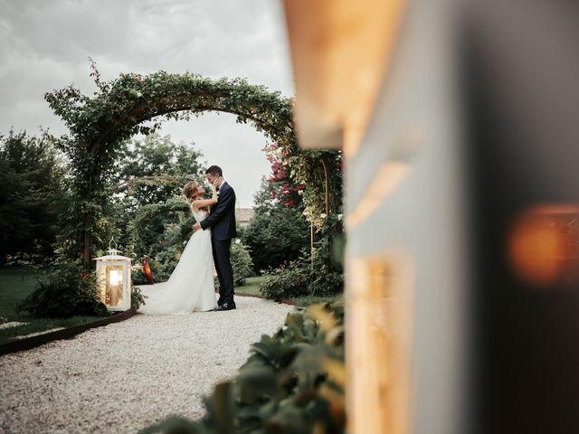 Il matrimonio di Lorenzo e Pamela a Gorgo al Monticano, Treviso 41