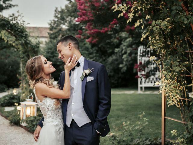 Le nozze di Pamela e Lorenzo