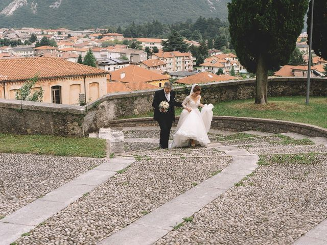 Il matrimonio di Steven e Elisabetta a Arsiero, Vicenza 9