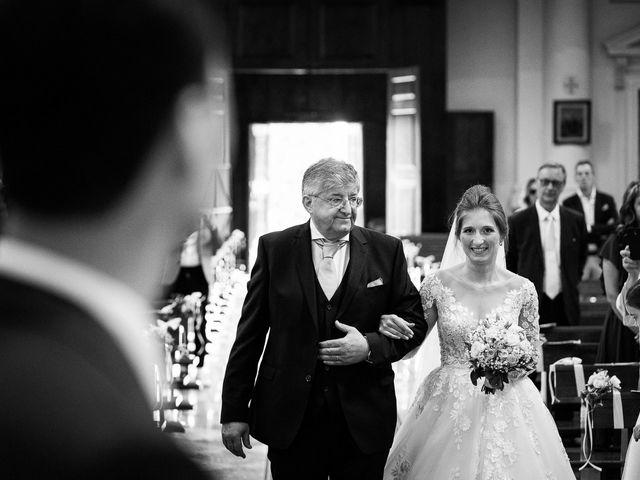 Il matrimonio di Steven e Elisabetta a Arsiero, Vicenza 11