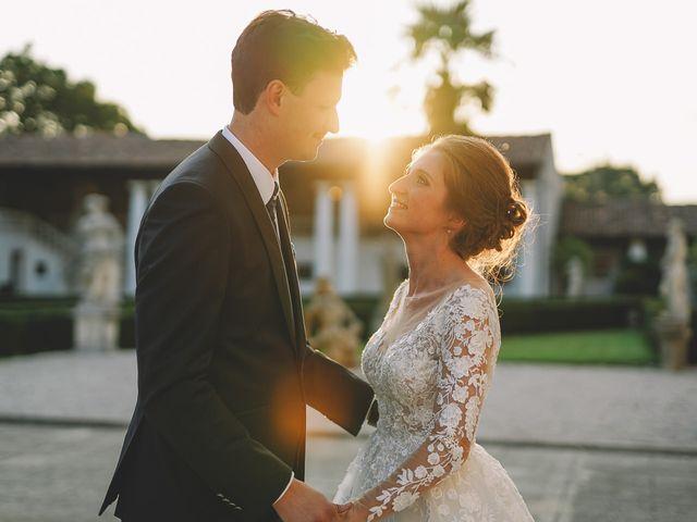 Le nozze di Elisabetta e Steven