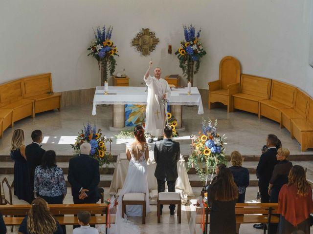 Il matrimonio di Domenico e Silvia a Terracina, Latina 22