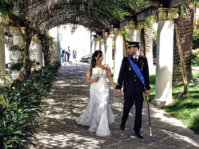 Le nozze di Salvatore e Raffaella
