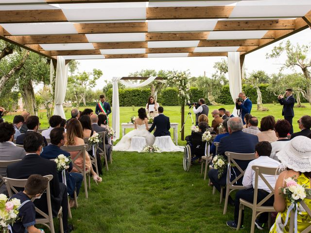 Il matrimonio di Giuseppe e Elisabetta a Bari, Bari 78