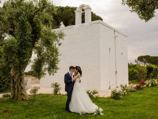 Il matrimonio di Giuseppe e Elisabetta a Bari, Bari 84