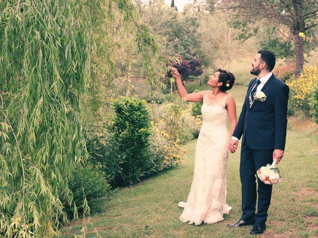 Le nozze di Nichols e Paulo