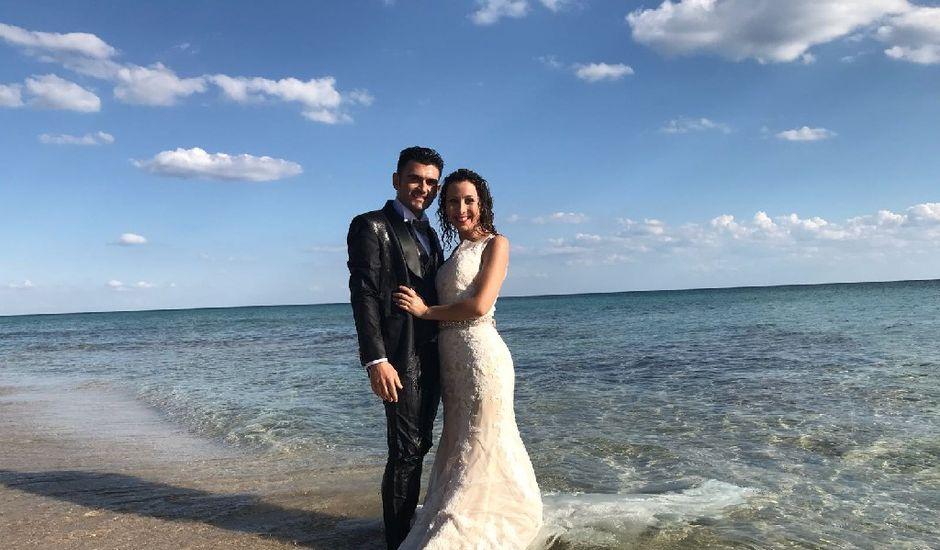 Il matrimonio di Pierluigi e Angela a Erchie, Brindisi