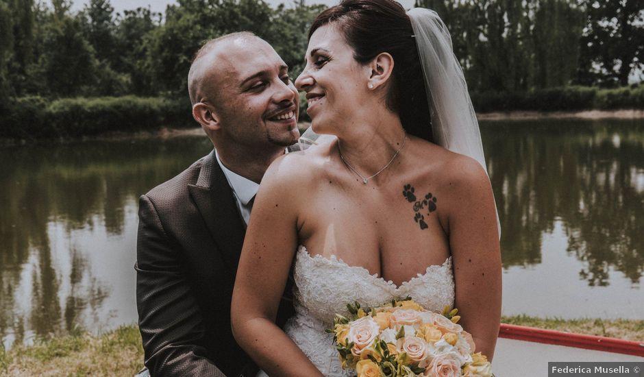 Il matrimonio di Cristiano e Anna a Pavia, Pavia