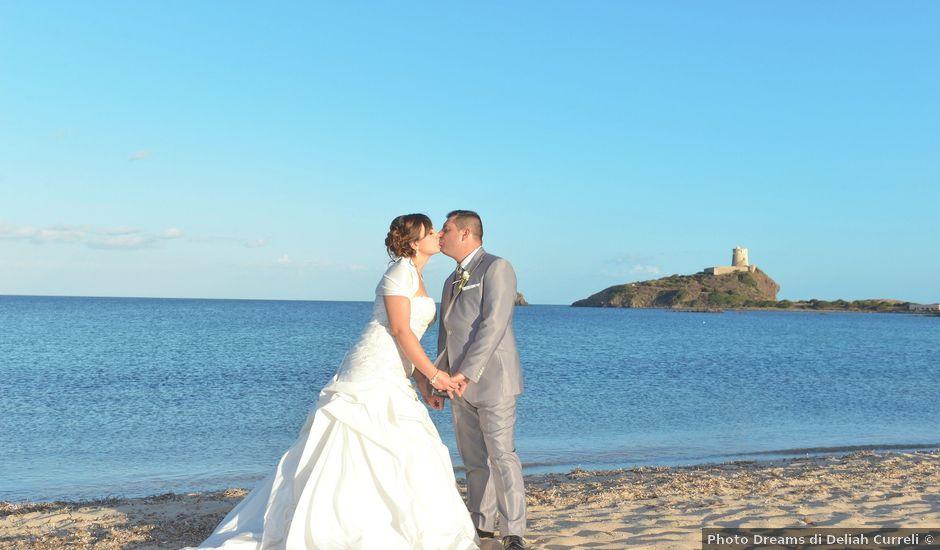 Il matrimonio di Emilio e Daniela a Pula, Cagliari