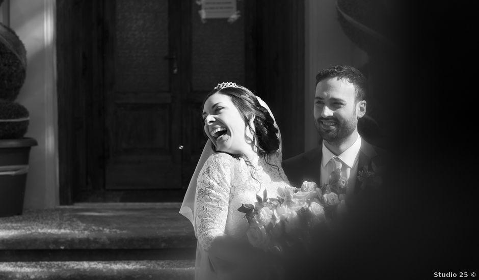 Il matrimonio di Chiara e Massimo a Fiumicino, Roma