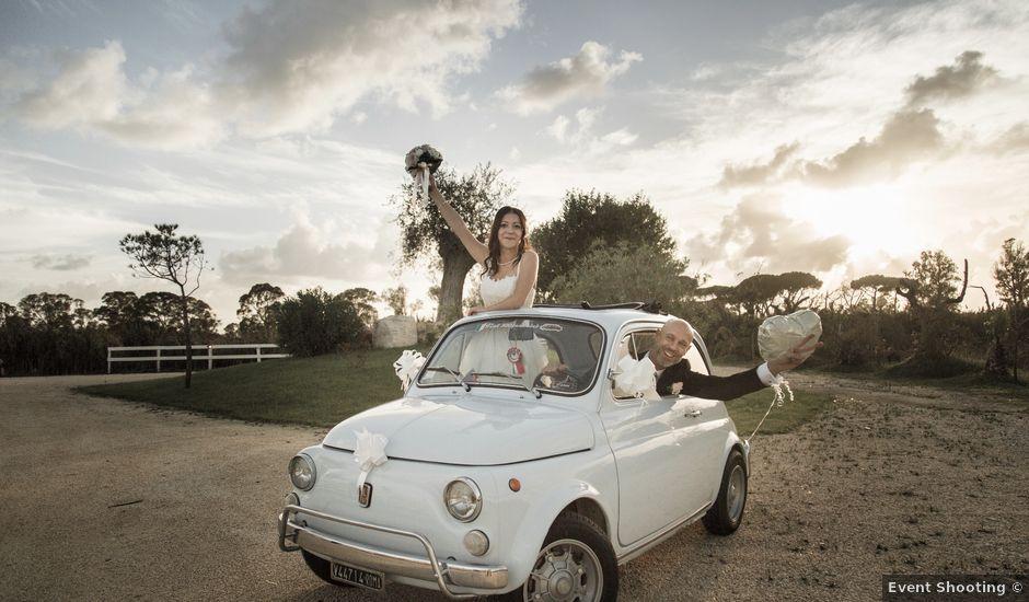 Il matrimonio di Luca e Alessia a Roma, Roma