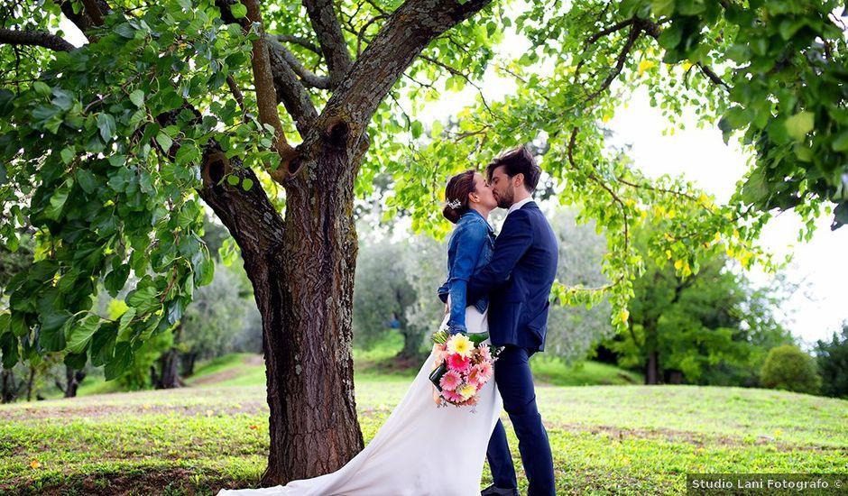Il matrimonio di Alessio e Stefania a Poggio a Caiano, Prato