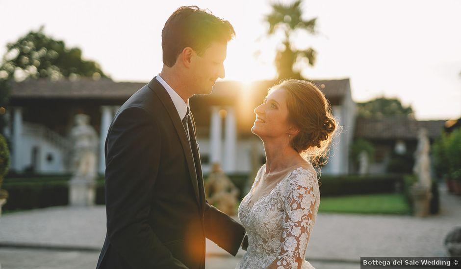 Il matrimonio di Steven e Elisabetta a Arsiero, Vicenza