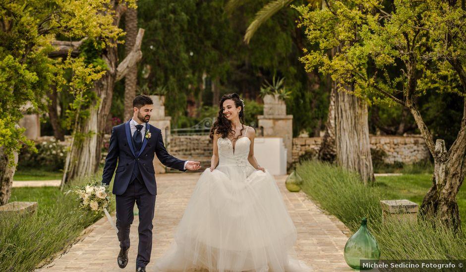 Il matrimonio di Giuseppe e Elisabetta a Bari, Bari