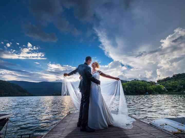Le nozze di Elisa e Maurizio