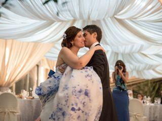 Le nozze di MariaGiovanna e Cristian
