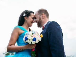 Le nozze di Sonia e Ivan