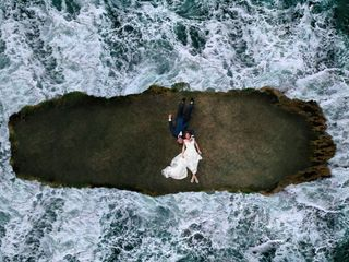 Le nozze di Manuela e Alex