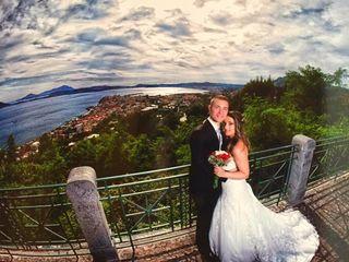 Le nozze di Daniel  e Ivana