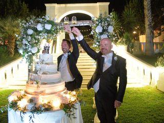 Le nozze di Luca e Stefano
