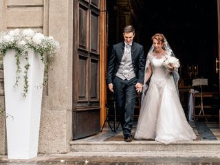 Le nozze di Nadia e Diego