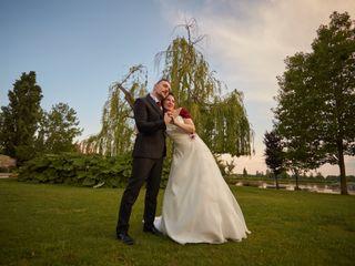 Le nozze di Marika e Nicolas