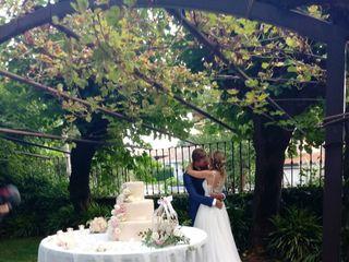 Le nozze di Christine  e Alessio  1