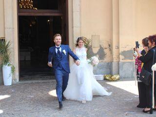 Le nozze di Christine  e Alessio