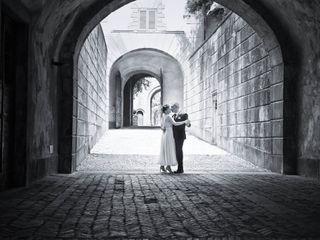 Le nozze di Olga e Alessio