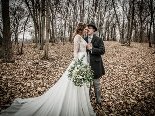 Le nozze di Eva e Federico