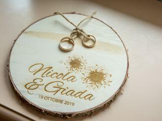 Le nozze di Giada e Nicola 1