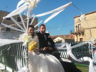 Le nozze di Salvatore e Katia