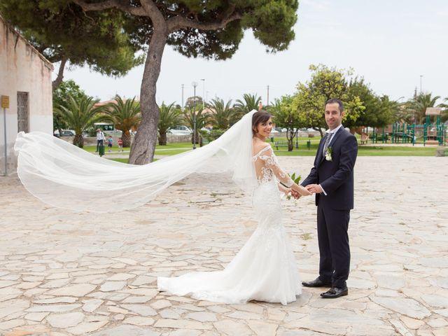 Le nozze di Donatella e Luca