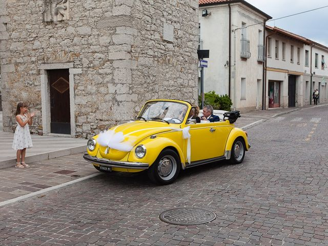 Il matrimonio di Andrea e Martina a Duino-Aurisina, Trieste 2