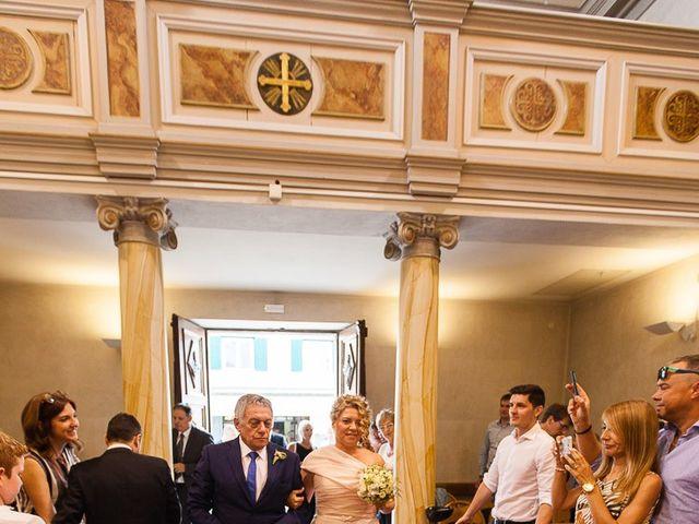 Il matrimonio di Andrea e Martina a Duino-Aurisina, Trieste 6