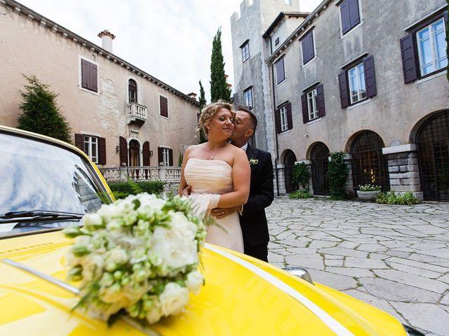 Il matrimonio di Andrea e Martina a Duino-Aurisina, Trieste 32