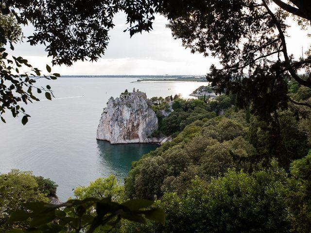 Il matrimonio di Andrea e Martina a Duino-Aurisina, Trieste 33