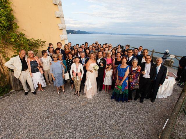 Il matrimonio di Andrea e Martina a Duino-Aurisina, Trieste 35