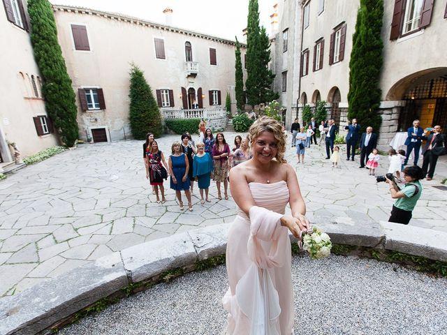 Il matrimonio di Andrea e Martina a Duino-Aurisina, Trieste 37