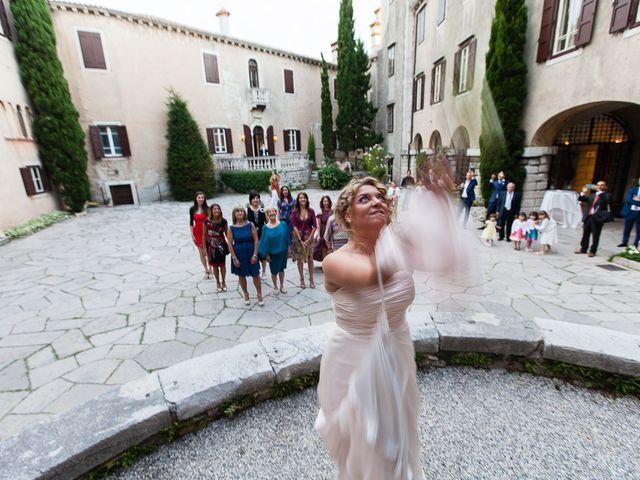 Il matrimonio di Andrea e Martina a Duino-Aurisina, Trieste 38