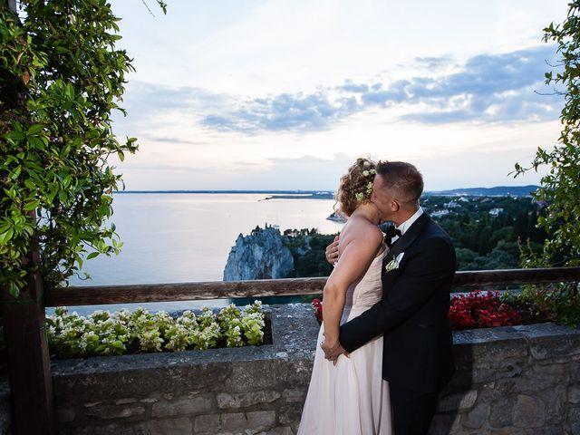 Il matrimonio di Andrea e Martina a Duino-Aurisina, Trieste 43