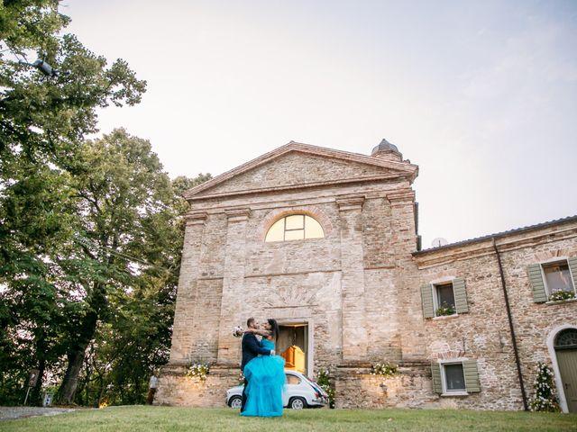 Il matrimonio di Ivan e Sonia a Cesena, Forlì-Cesena 76