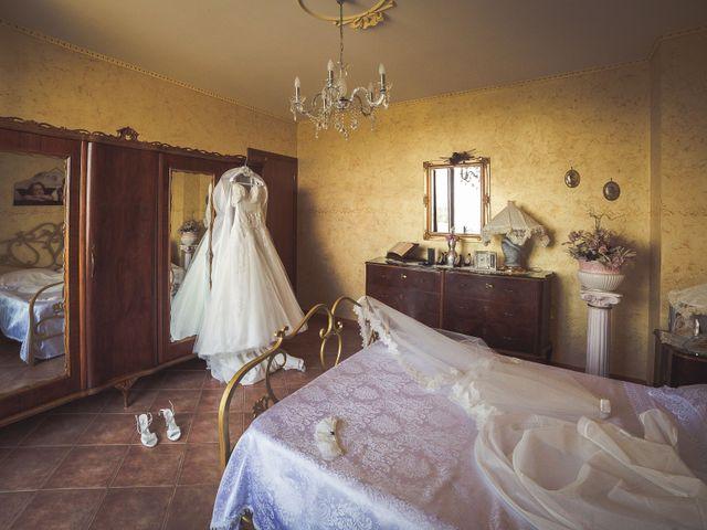 Il matrimonio di Alessandro e Concetta a Mergo, Ancona 3