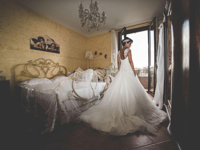 Il matrimonio di Alessandro e Concetta a Mergo, Ancona 4