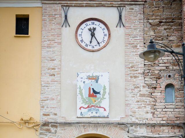 Il matrimonio di Alessandro e Concetta a Mergo, Ancona 10