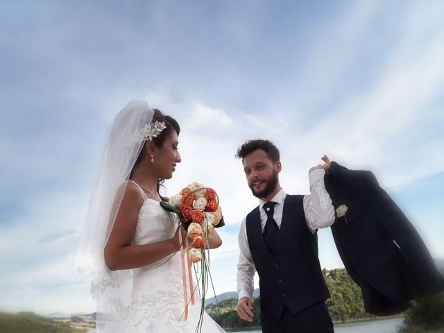 Il matrimonio di Alessandro e Concetta a Mergo, Ancona 11
