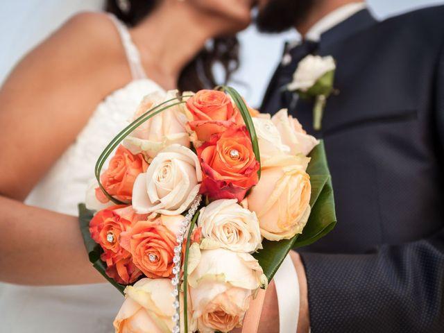 Il matrimonio di Alessandro e Concetta a Mergo, Ancona 13