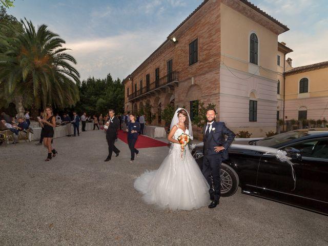 Il matrimonio di Alessandro e Concetta a Mergo, Ancona 14