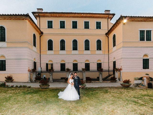 Il matrimonio di Alessandro e Concetta a Mergo, Ancona 15